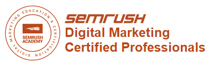 Jouw Internet Mannetje is SEMrush Certified